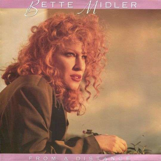 Coverafbeelding Bette Midler - From A Distance