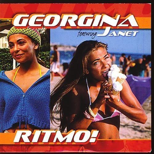 Coverafbeelding Georgina featuring Janet - Ritmo!