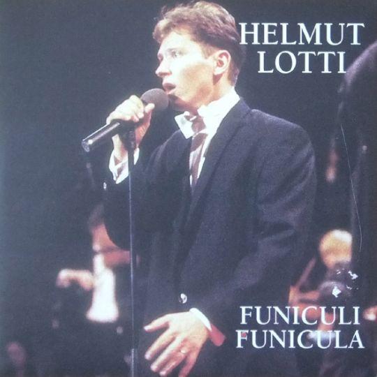 Coverafbeelding Helmut Lotti - Funiculi Funicula