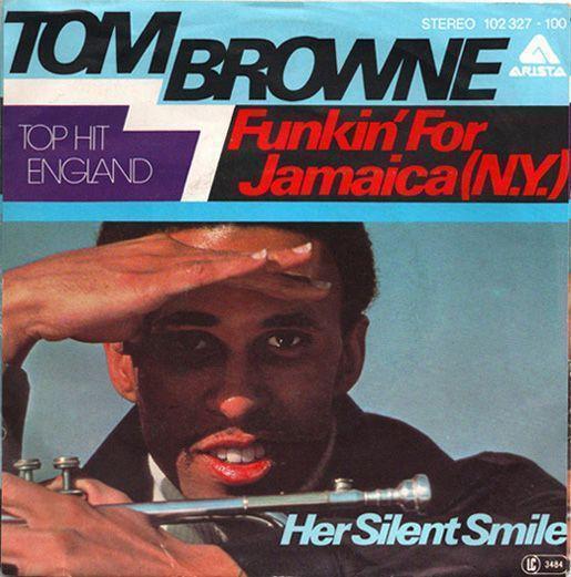 Coverafbeelding Tom Browne - Funkin' For Jamaica (N.Y.)