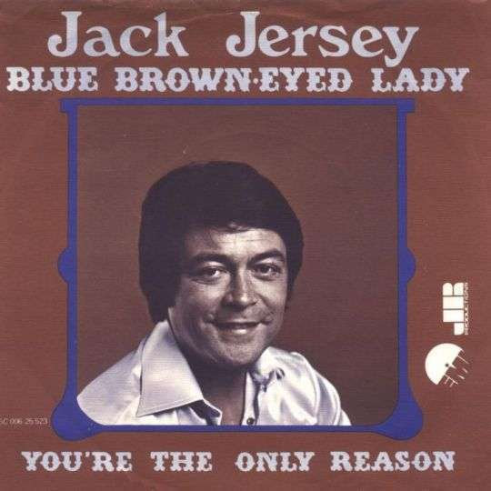 Coverafbeelding Blue Brown-Eyed Lady - Jack Jersey