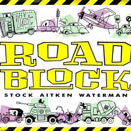 Coverafbeelding Roadblock - Stock Aitken Waterman