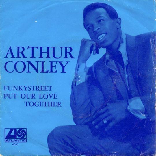 Coverafbeelding Funkystreet - Arthur Conley