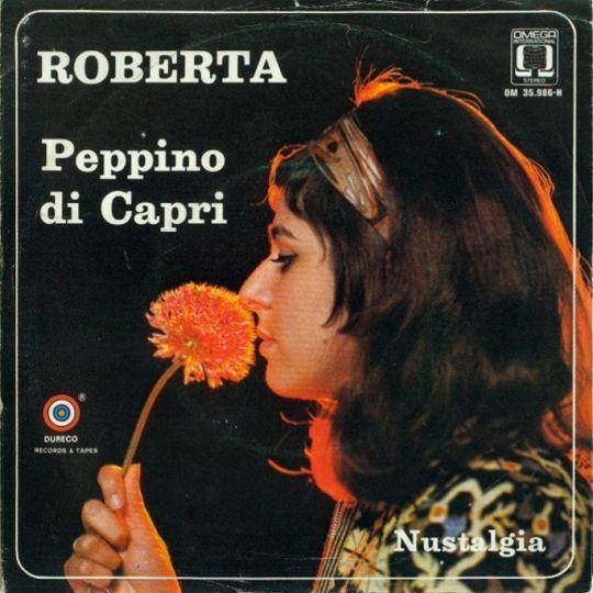Coverafbeelding Roberta - Peppino Di Capri