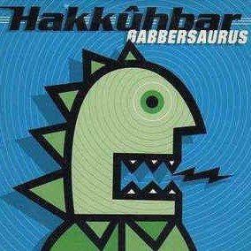 Coverafbeelding Gabbersaurus - Hakkûhbar