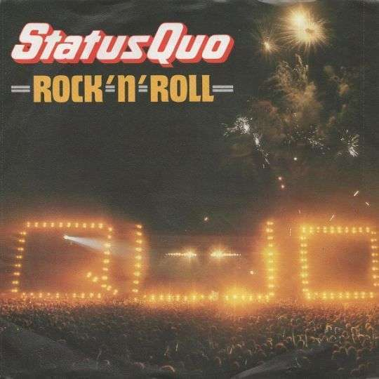 Coverafbeelding Rock 'n' Roll - Status Quo