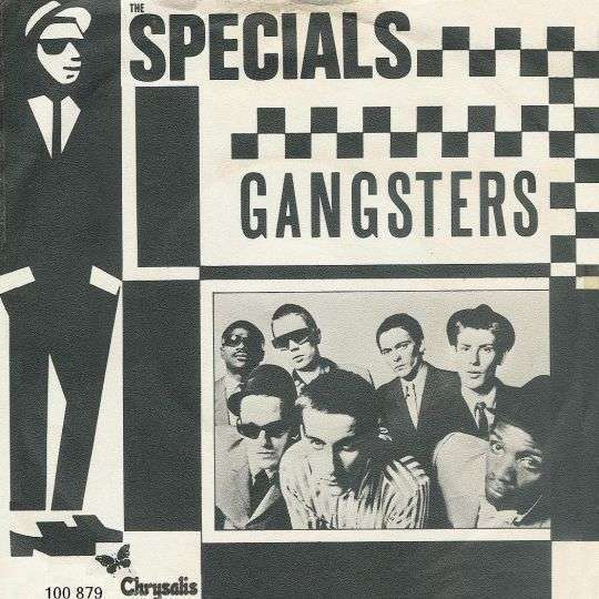 Coverafbeelding Gangsters - The Specials ((Gbr))