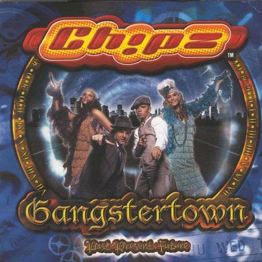 Coverafbeelding Gangstertown - Ch!pz