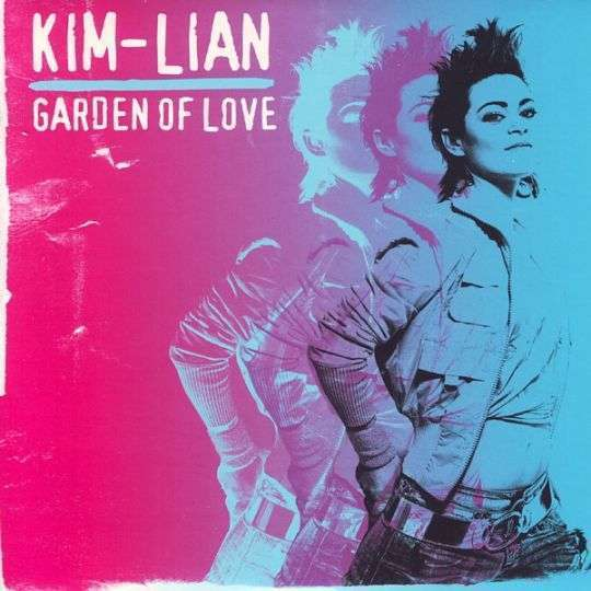 Coverafbeelding Garden Of Love - Kim-lian