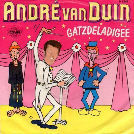 Coverafbeelding Gatzdeladigee - André Van Duin
