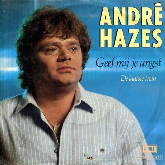 Coverafbeelding Geef Mij Je Angst - André Hazes