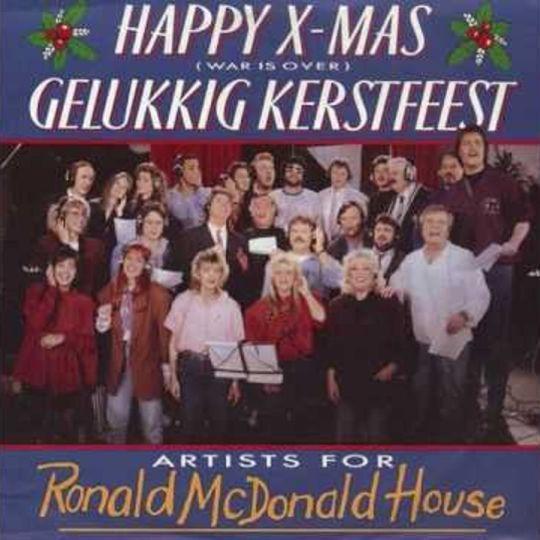 Coverafbeelding Artists For Ronald McDonald House - Gelukkig Kerstfeest