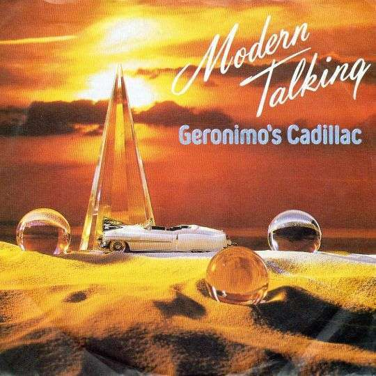 Coverafbeelding Geronimo's Cadillac - Modern Talking