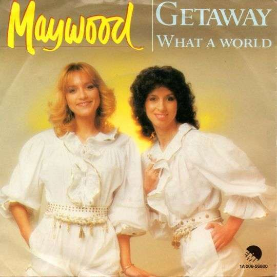 Coverafbeelding Getaway - Maywood