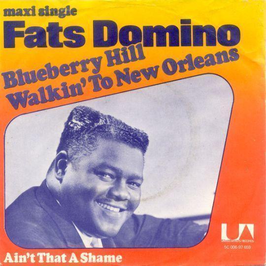 Coverafbeelding Fats Domino - Blueberry Hill [Maxi Single]