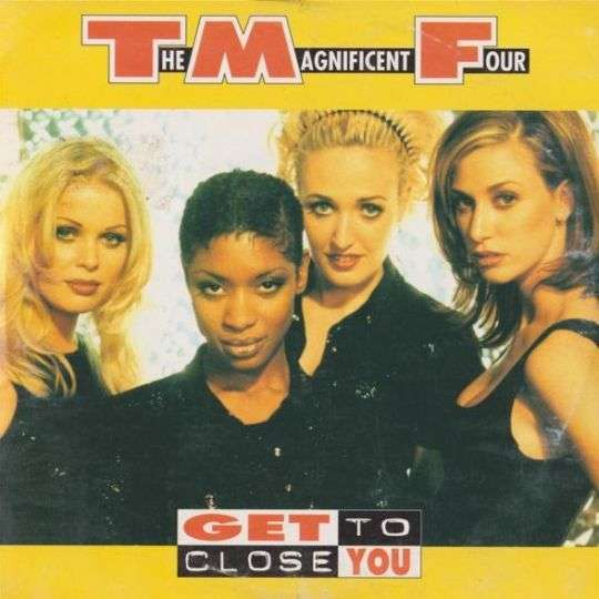 Coverafbeelding The Magnificent Four - Get Close To You