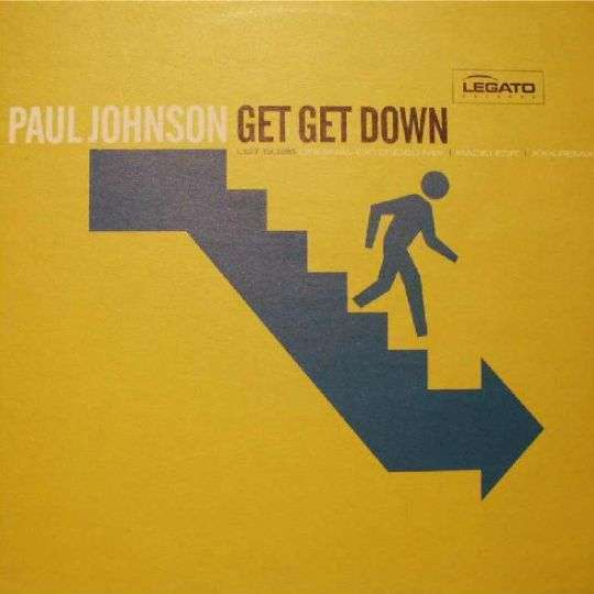 Coverafbeelding Paul Johnson - Get Get Down