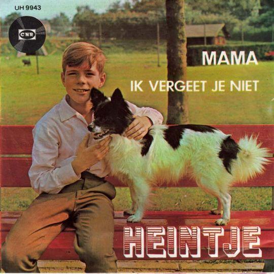 Coverafbeelding Mama - Heintje