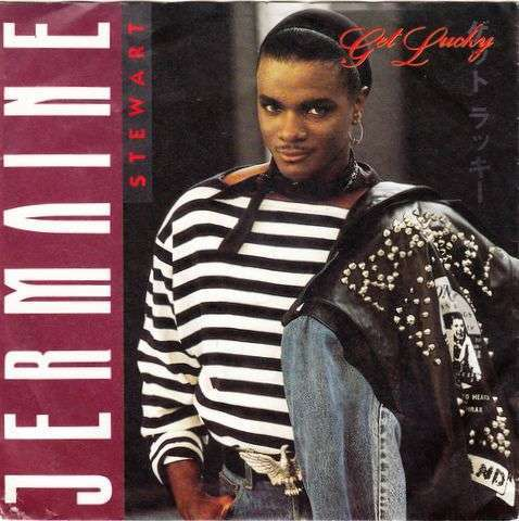 Coverafbeelding Jermaine Stewart - Get Lucky