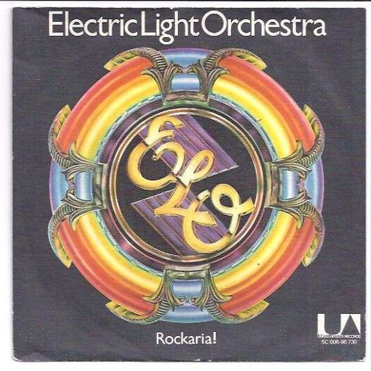 Coverafbeelding Rockaria! - Electric Light Orchestra