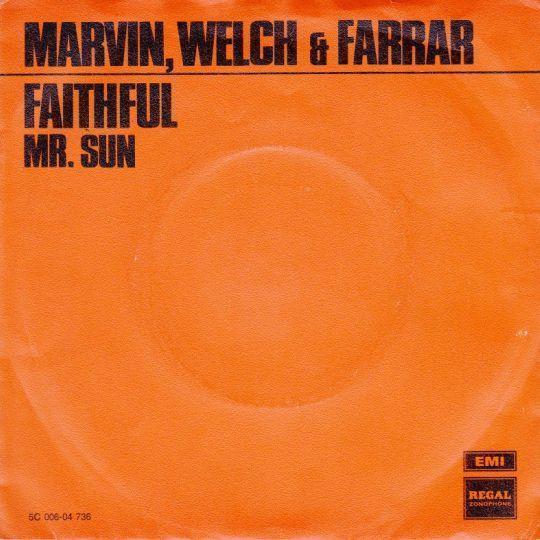 Coverafbeelding Faithful - Marvin, Welch & Farrar