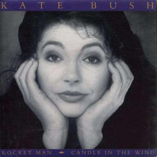 Coverafbeelding Rocket Man - Kate Bush