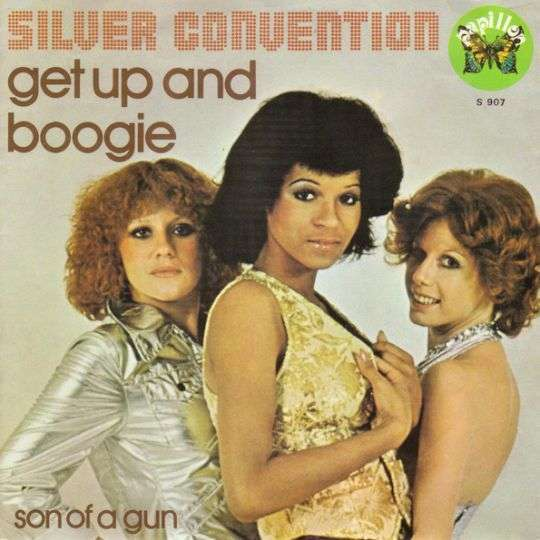 Coverafbeelding Get Up And Boogie - Silver Convention