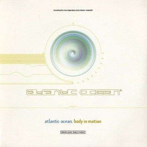 Coverafbeelding Body In Motion - Atlantic Ocean