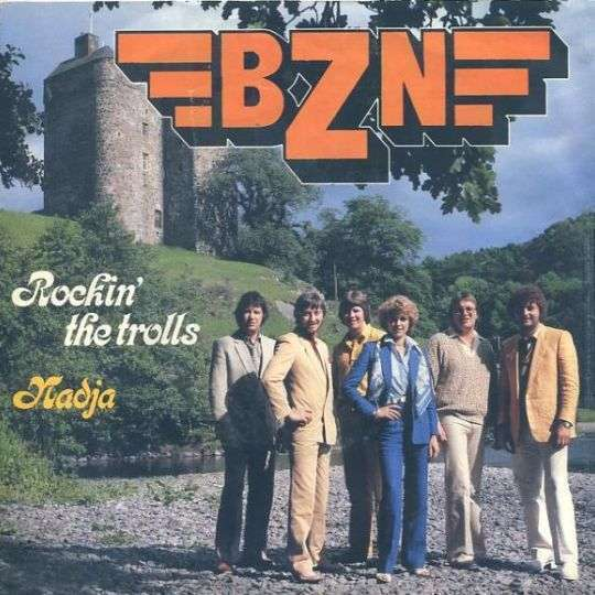 Coverafbeelding Rockin' The Trolls - Bzn