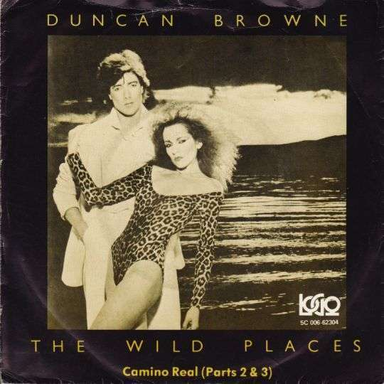 Coverafbeelding Duncan Browne - The Wild Places