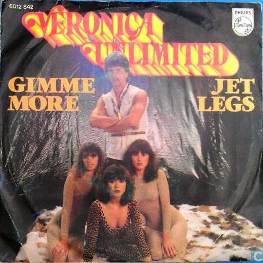 Coverafbeelding Veronica Unlimited - Gimme More