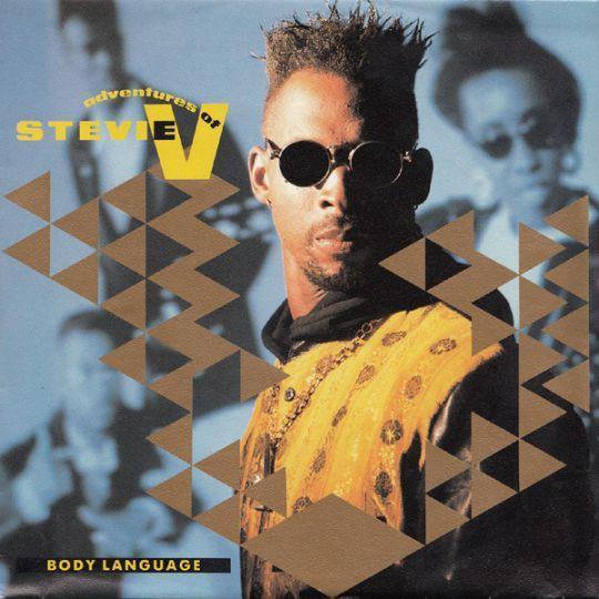 Coverafbeelding Adventures Of Stevie V - Body Language