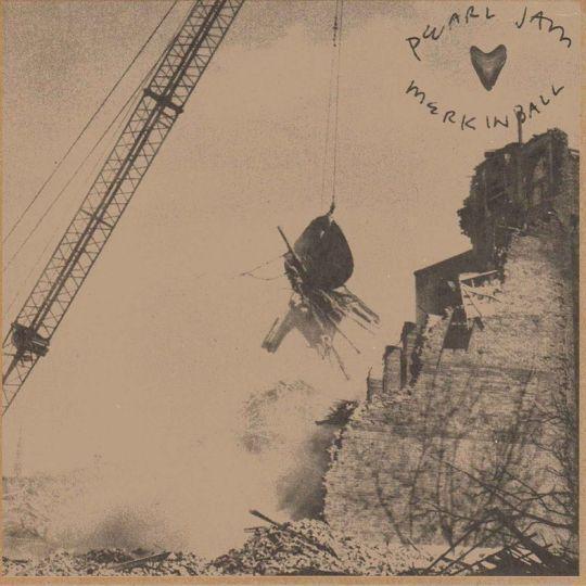 Coverafbeelding Merkinball - Pearl Jam