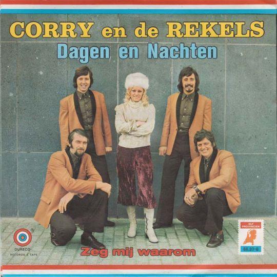 Coverafbeelding Dagen En Nachten - Corry En De Rekels
