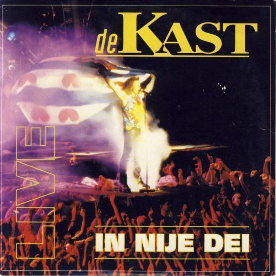 Coverafbeelding In Nije Dei - Live - De Kast