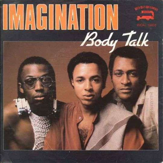 Coverafbeelding Imagination - Body Talk