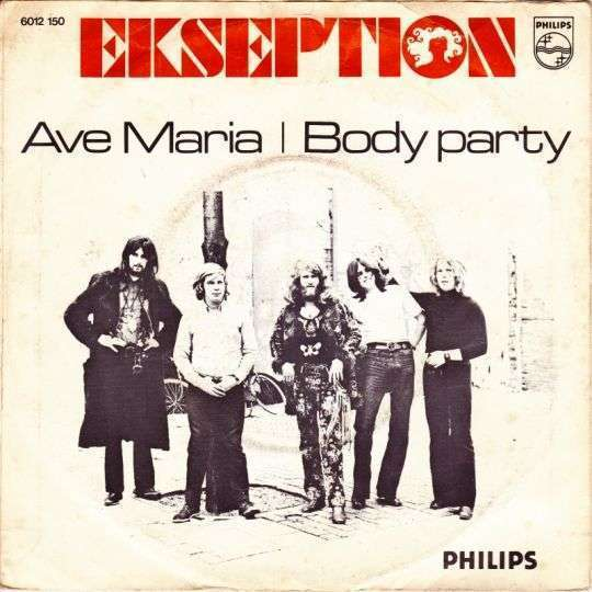 Coverafbeelding Ave Maria - Ekseption