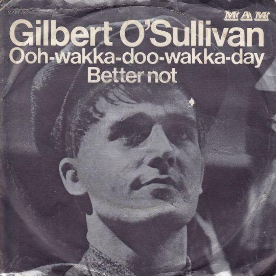Coverafbeelding Ooh-Wakka-Doo-Wakka-Day - Gilbert O'sullivan