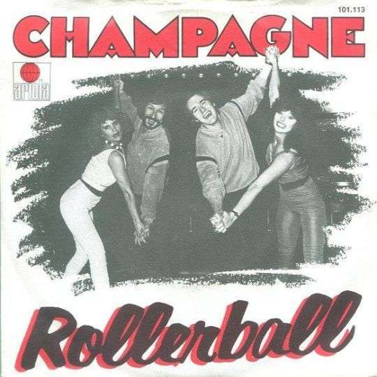 Coverafbeelding Champagne - Rollerball