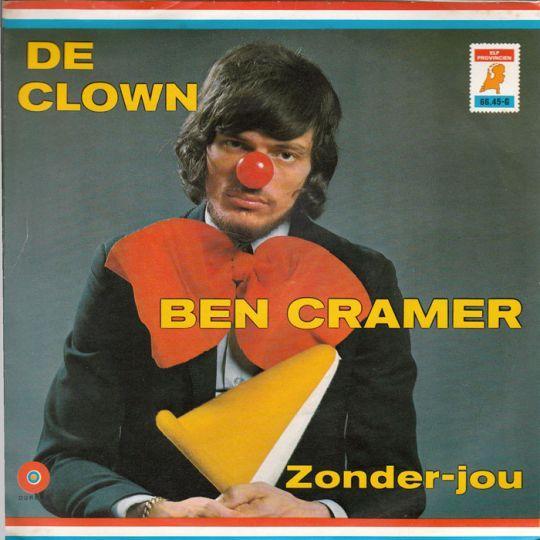 Coverafbeelding De Clown - Ben Cramer