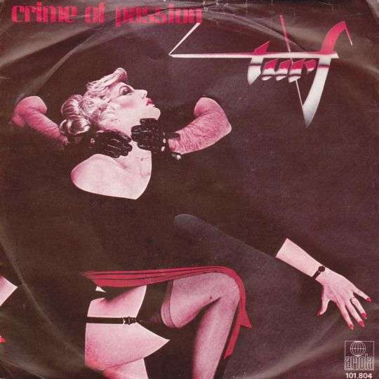Coverafbeelding Turf - Crime Of Passion