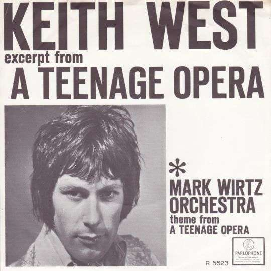 Coverafbeelding Keith West - Excerpt From A Teenage Opera