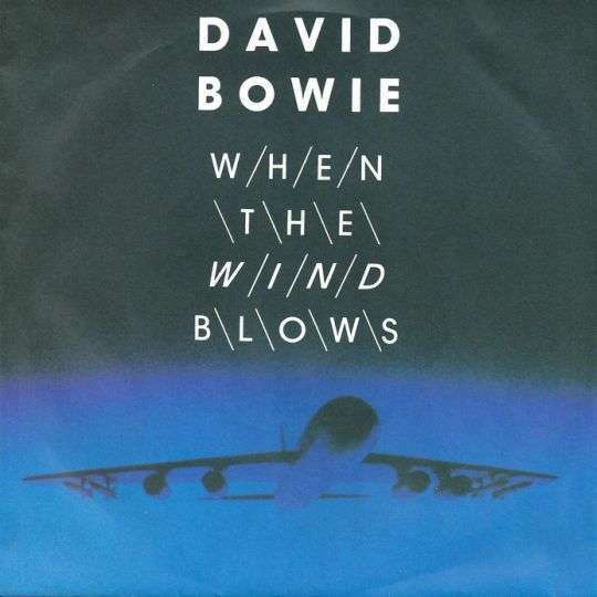 Coverafbeelding When The Wind Blows - David Bowie