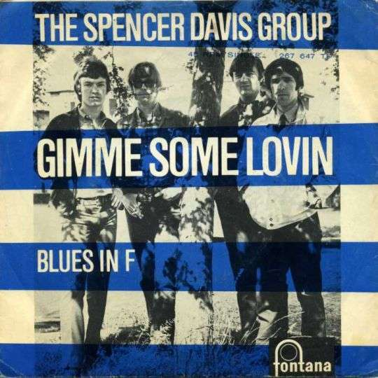 Coverafbeelding Gimme Some Lovin - The Spencer Davis Group