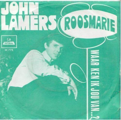 Coverafbeelding Roosmarie - John Lamers / Peter Orloff