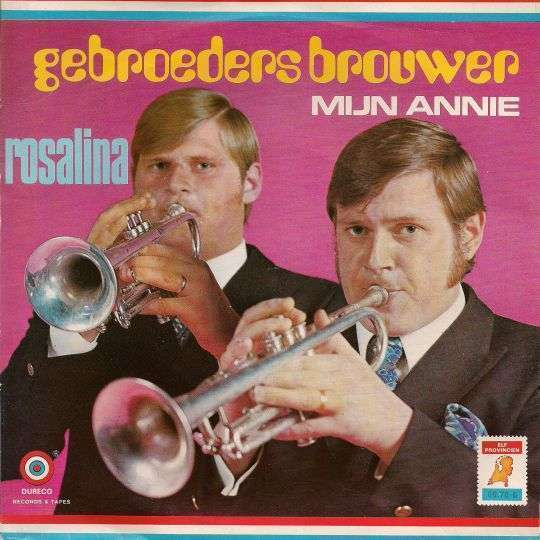 Coverafbeelding Rosalina - Gebroeders Brouwer