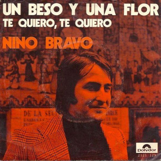 Coverafbeelding Nino Bravo - Un Beso Y Una Flor
