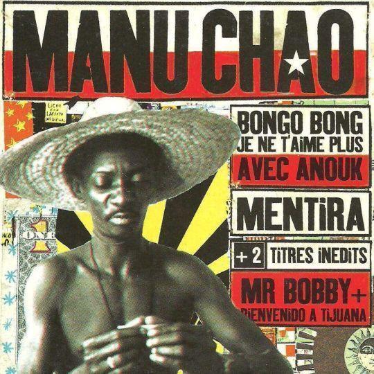 Coverafbeelding Manu Chao - Bongo Bong