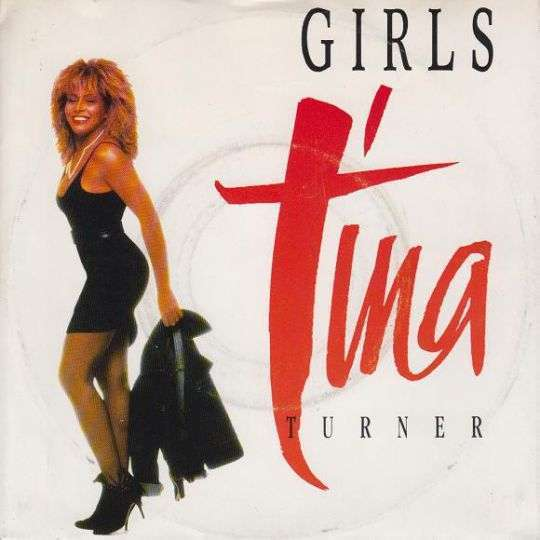 Coverafbeelding Girls - Tina Turner