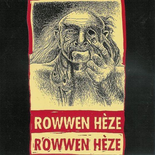 Coverafbeelding Rowwen H�ze - Rowwen H�ze